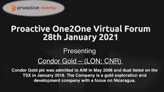 condor-gold-present-at-the-proactive-one2one-virtual-forum-29-01-2021