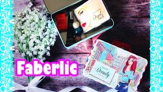NEW! Фаберлик Beauty Box ● НОВАЯ КОЛЛЕКЦИЯ косметики от Маши Вэй ● Лаки, пудра, трафареты