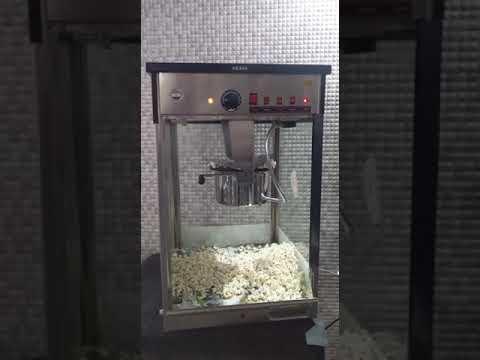 AKASA INDIAN Popcorn Machine Electric 400 grams