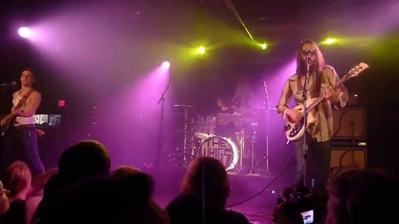 """Friday Jams: The Whigs """"Staying Alive"""" (Live from Athens)"""
