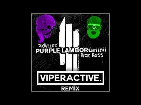 Skrillex Rick Ross Purple Lamborghini Tisoki Flip Mr Arima
