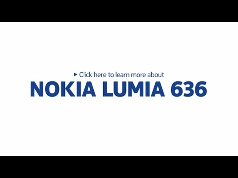 Nokia Lumia 636 la QuickMobile