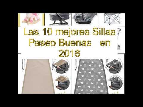 Las 10 mejores Sillas Paseo Buenas   en 2018