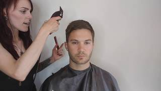 Blending The Sides Into The Top Of Mens Haircuts | A Basic Guide For Beginners