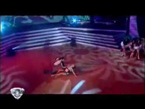Mila Michael Dancing with the stars. Argentina