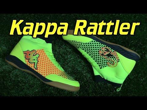 Kappa Rattler Indoor – Review + On Feet