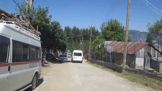 Maksutoluğu Yaylası Minibüs Yolculuğu