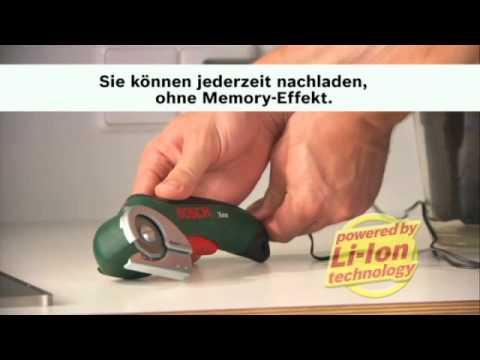 Akku-Universalschneider (Bosch)
