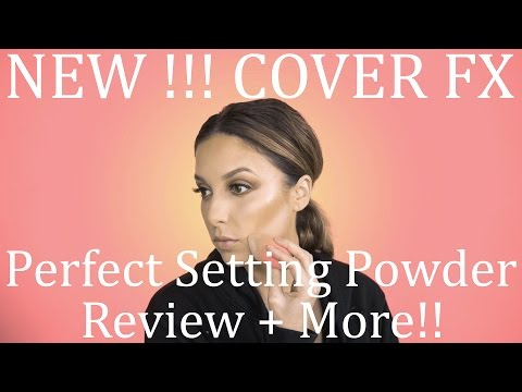 Perfect Pressed Powder by Cover FX #6