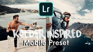 sam kolder inspired lightroom preset - TH-Clip