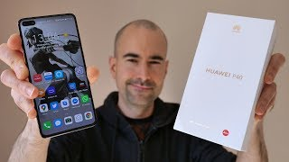 Huawei P40 - Unboxing & Tour - Best Compact Flagship