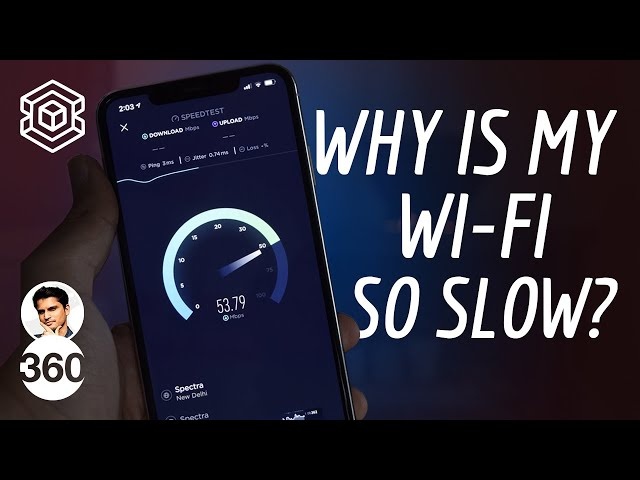 Fix Wi Fi Issues How To Fix Slow Wi Fi Connection Problems Internet Speed Ndtv Gadgets 360