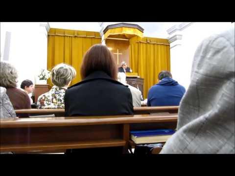 immagine di anteprima del video: Culto del 16 marzo 2014