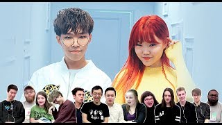 Classical Musicians React: AKMU 'How People Move' Vs 'Re Bye'