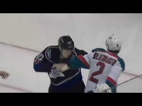 James Hilsendager vs. Braydon Buziak