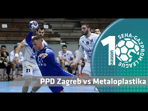PPD Zagreb successfully kept 3 points at home in a match against Metaloplastika