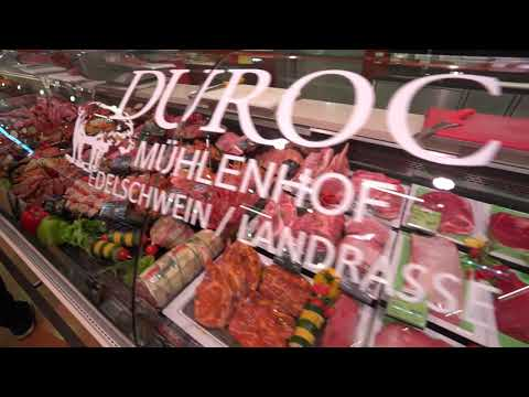 Beste Fleisch- und Fleischwarenabteilung