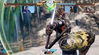 E3 2018 - Soulcalibur VI - Geralt Vs Yoshi - ESL Arena