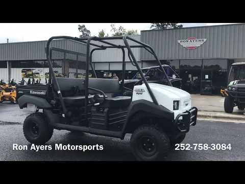 2020 Kawasaki Mule 4000 Trans in Greenville, North Carolina - Video 1