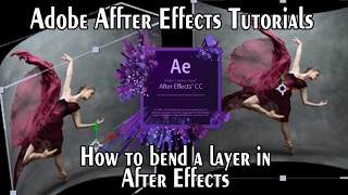How to bend a layer in After Effects
