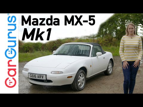 Mazda MX-5 Mk1 Review: Why it's the world's best sports car bargain | CarGurus UK