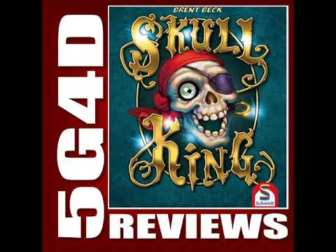 Skull King- A 5G4D Review