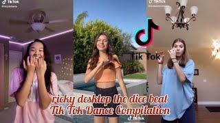 ricky desktop the dice beat Tik Tok Dance Compilation...