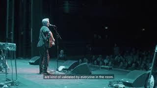 Billy Bragg at #FoV2018 / yn #GyLl2018