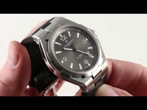 Vacheron Constantin Overseas 47040/000W-9500 Luxury Watch Review