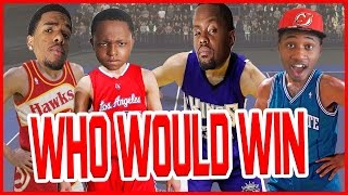WHO WOULD WIN? RIVERS & RIVERS OR CURRY & CURRY?!! - NBA 2K17 Blacktop