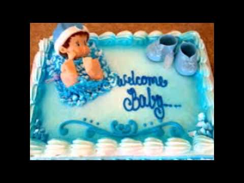 baby shower cakes for boy