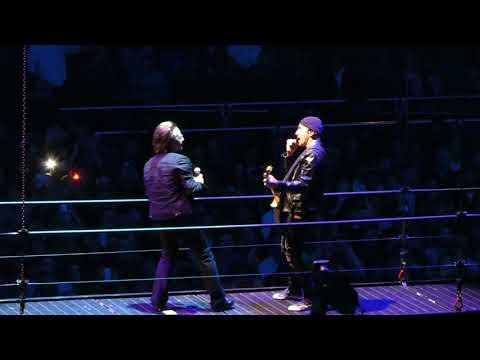 U2 - The Fly : Edge Guitar Solo : Live London O2 2 24th