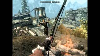 The Elder Scrolls V: Skyrim HD Playthrough Part 16: Bandits Aint Got Nothin On Me