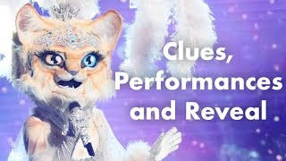 Kitty   Clues, Performances and Reveal   Season 3   THE MASKED SINGER