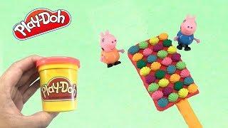 Play Doh Ice cream - Play Doh Kids Toys Ice Cream  Rainbow