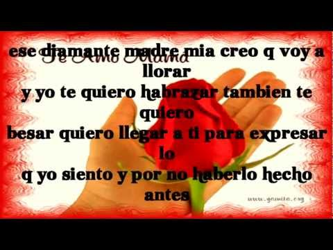 Madre - sandy & papo letra