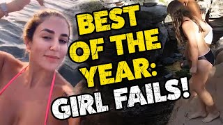 Best of the Year: Girl Fails!