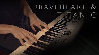 Braveheart & Titanic: Piano Suite - A James Horner Tribute \\ Jacob's Piano