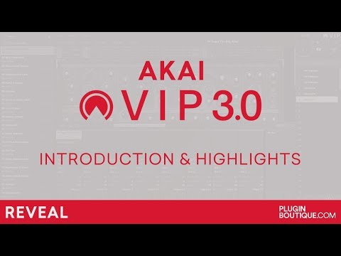 AKAI VIP 3.0 - Software Overview, Features and Review - Best Multi VST?