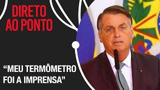 Bolsonaro resume sua participação na Assembleia da ONU