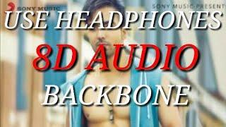Backbone   8D audio   use headphones   Bass Boosted   enjoy till end