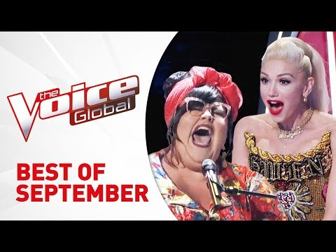 BEST OF SEPTEMBER 2019 in The Voice