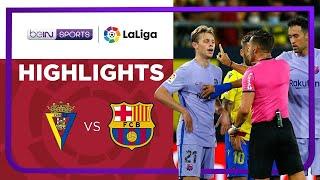Cadiz 0-0 Barcelona Pekan 6