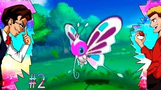 Beautifly  - (Pokémon) - EL BEAUTIFLY GALACTICO!!   Pokemon GALACTIC STARS Ep.3