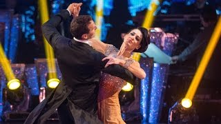 Kirsty Gallacher & Brendan Cole Viennese Waltz to 'This Year's Love' - Strictly Come Dancing: 2015