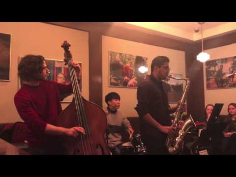 On Green Dolphin Street- Dara Quartet