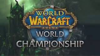 BlizzCon World Championship WoW Arena Day 1 (No Breaks) 2017