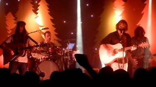 Angus Stone - Bird On A Buffalo live @ Wollongong 3.11.12