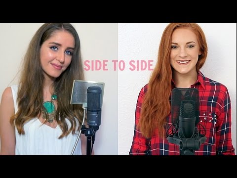 """Side To Side"" Cover By Red & Esmee Denters"