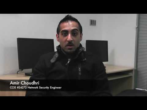 Amir Choudhri - Cisco Courses